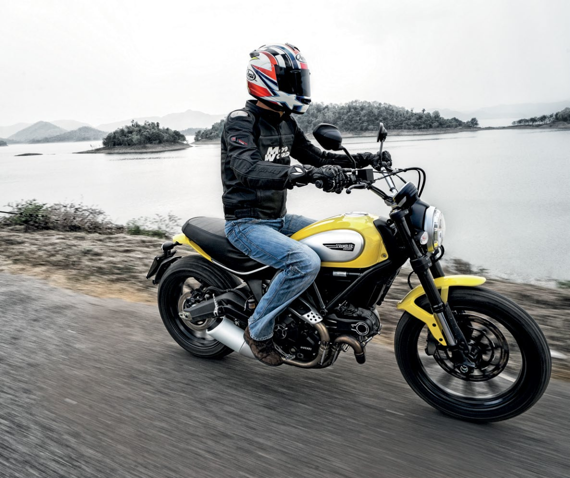 A new wave of ducati fanboys could be scrambling for this lifestyleoriented motorbike.