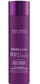 John Frieda Frizz Ease 10 Day Tamer Pre-wash Treatment, $21.90