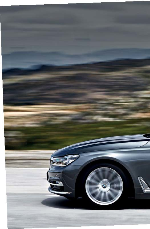 The 4.4-litre V8-powered 7 pampers like a private jet, yet performs like a big fighter jet.