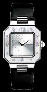 Watch, $990, from Maboussin.