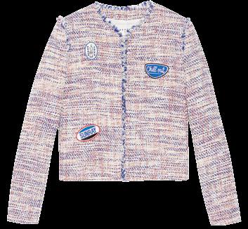 Jacket from Sandro.