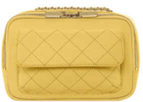 PU leather, $79.90, from Charles & Keith.