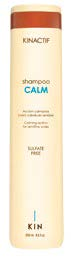 Kinactif Calm Shampoo, $38 (250 ml), is infused with papaya extract for free radical defence, as well as an amino acid that boosts scalp immunity against UV rays and styling stress.