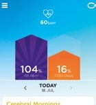 Smart Coach within the Jawbone