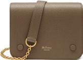 Clifton small leather, $1,230, from Mulberry.