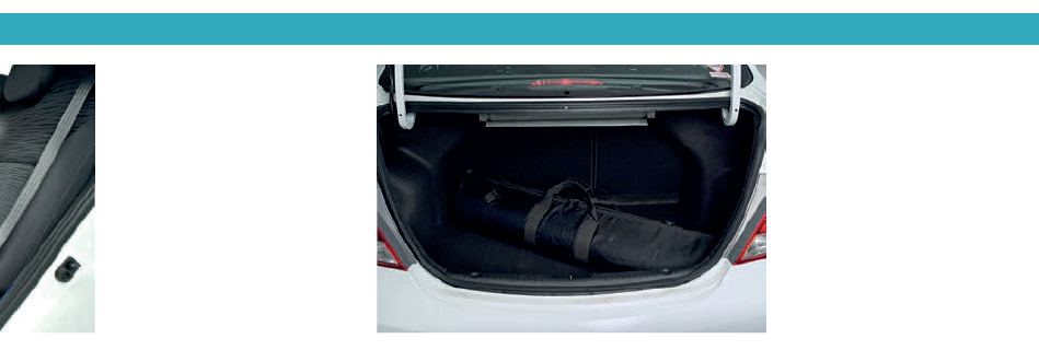 BOOT: Capacity of 465 litres is the most useful of the trio, as it has the least wheel-arch intrusion and it's the only boot with splitfolding rear seats.