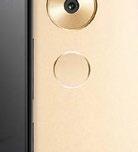 The Mate 8 uses the same circular fingerprint scanner as the Nexus 6P