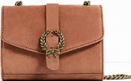 Leather, $69.90, from Zara.