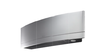 SILVERE NVI BY DAIKIN Silver Envi's inverter system comes with a two-area intelligent eye, a sensor which switches to energy-saving mode when the room is unoccupied for more than 20 minutes, as well as a 3-D air flow system, which distributes the air evenly throughout the room. The curved front panel design is also a stylish element. Silver Envi is available at Daikin Proshops. Visit www.daikin.com.sg for store locations.