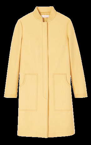 Coat from Tory Burch.