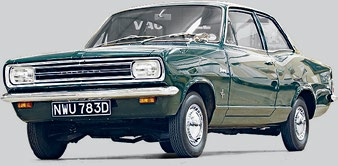 Edric remembers the venerable Vauxhall Viva from his childhood – a car that couldn't accelerate hard or brake heavily.