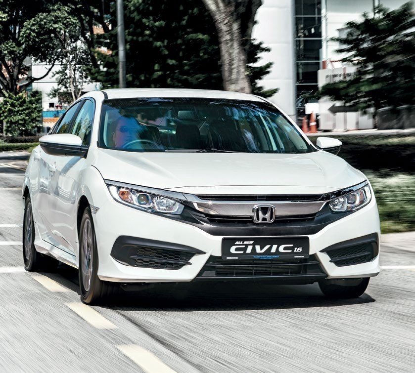 Latest Civic is currently one of the best-handling saloons in its segment.