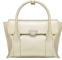 PU handbag, $79.90, from Charles & Keith.