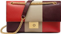 Chenye leather, price unavailable, from Mulberry.