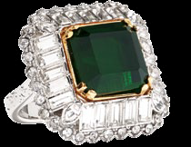 Ring, $268, from Alexander McQueen.