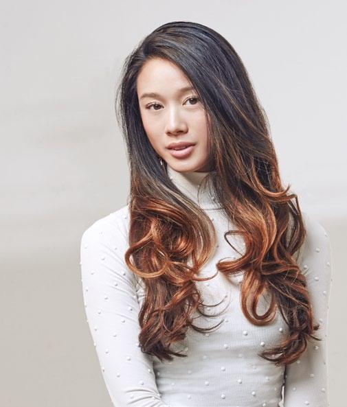 Photography Alwin Oh Styling Cynthia Chew Makeup Rick Yang Hair Sean Ang Model Cindy/Upfront