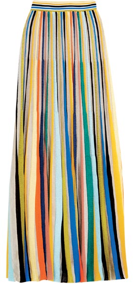 Skirt, about $1,556, Missoni at Net-A-Porter