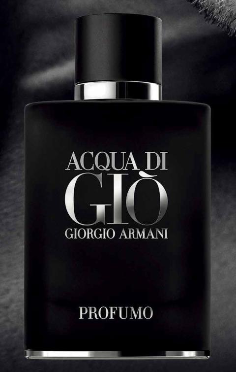 Acqua Di Gio Profumo, $96 (40ml), $136 (75ml) and $169 (125ml)