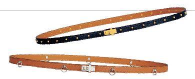Swift calfskin belts $2,100 each