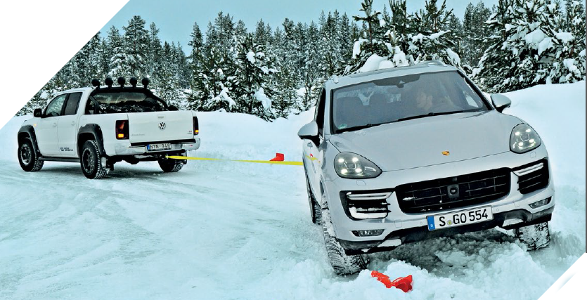 A terminal lack of talent saw this writer towed out of a snowbank a distressing number of times.