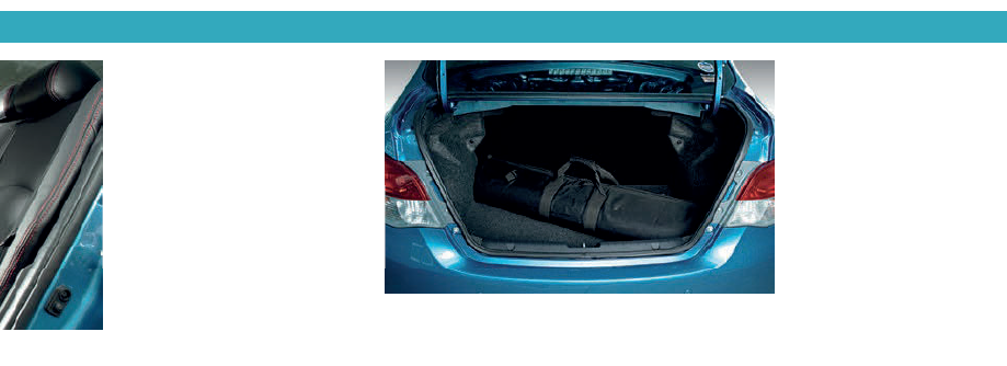 BOOT: Volume of 450 litres is ready for heavy items, as it has the lowest loading height, but the tiny boot light means less convenience at night.