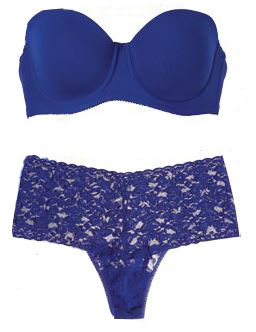Bra, $32.90, from Wacoal. 