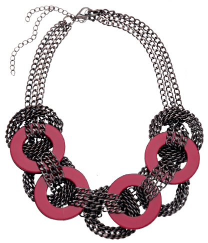 Necklace, $119, Style To Be.