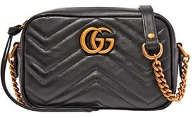 Leather GG Marmont, $1,720, Gucci.