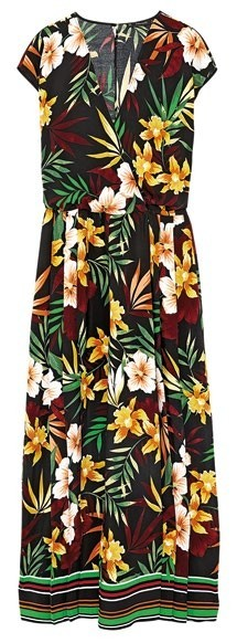 Viscose dress, $99.90, Zara.