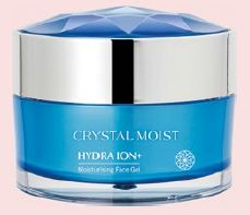 Crystal Moist Hydra ION+ Moisturising Face Gel, $22.90.