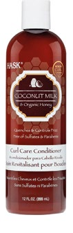 Hask Coconut Milk & Organic Honey Curl Care Conditioner, $16.90.