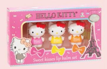 Guardian Hello Kitty Lip Balm Set, $15.90.