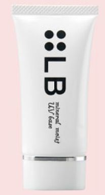LB Mineral Moist UV Base Natural, $23.90.