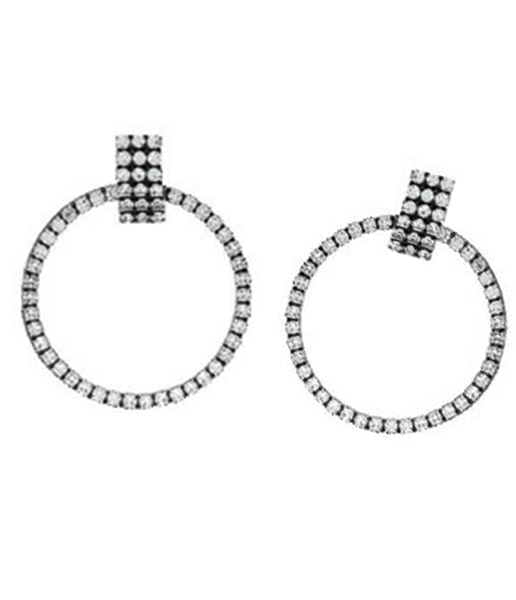 Dannijo earrings from Net-A-Porter.com, $195