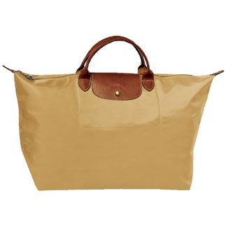 Longchamp Le Pliage bag, $125