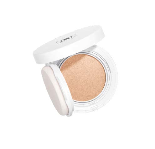 Marrying Chanel's Le Blanc whitening technology with skinperfecting foundation, the Chanel Le Blanc Oil-In-Cream Compact Foundation SPF 40 PA ++, $100 (10 g), imbues skin with a natural, luminous glow.