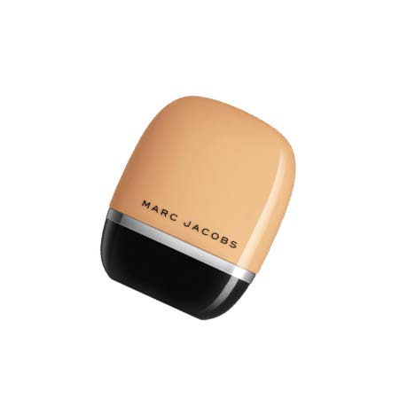 The Marc Jacobs Beauty Shameless Youthful Look 24-H Longwear Foundation SPF 25, $74, is a high coverage foundation with SPF 25, and contains ingredients that keep skin hydrated and protected.