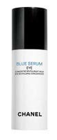 Target puffiness and dark circles with Chanel Blue Serum Eye, $107 (15 ml), a lightweight serum for the eye area.