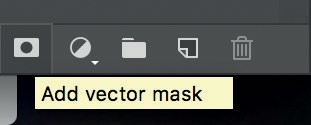"""3 Once satisfied, click on the """"Add Layer Mask"""" to create the mask based on your selection."""