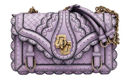 Bag, $7,930, from Bottega Veneta.