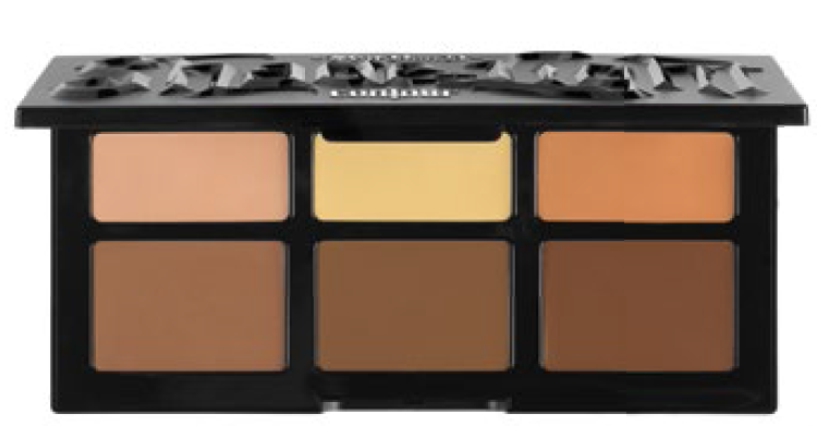 Kat Von D Beauty Shade + Light Creme Contour Palette, $73.