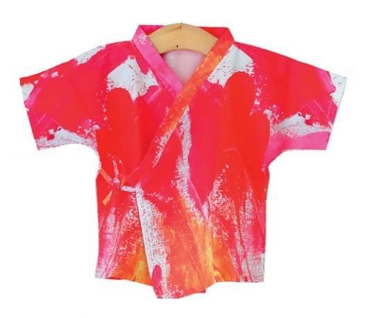 Sparks Mini Me kimono,$45, from www.ans-ein.com