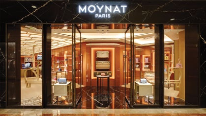 Swing by the Moynat store the next time you're at Ngee Ann City
