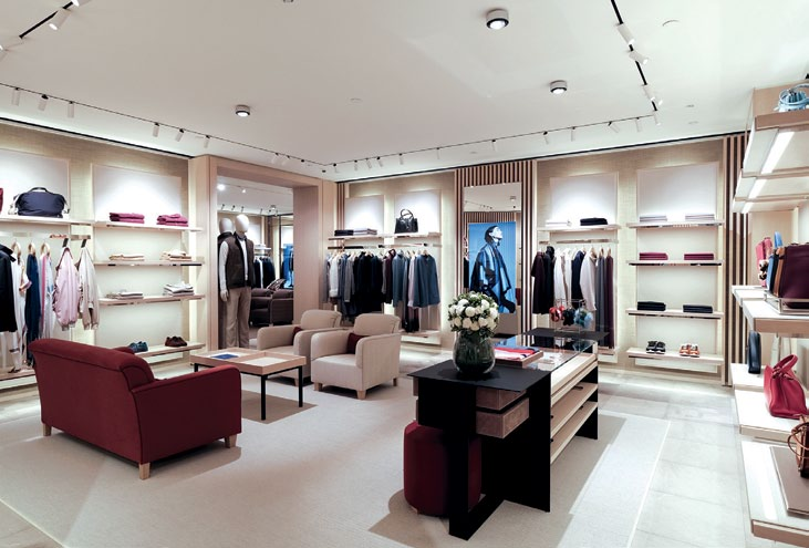 All your luxe closet needs are now within reach