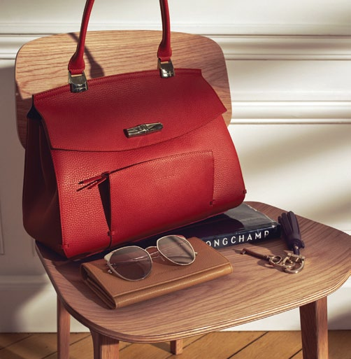 La Madeleine's sleek and chic structure makes it a great bag for work