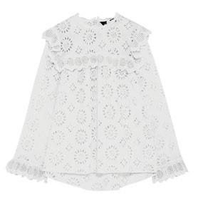 Cotton, $69.90, Zara.