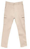 Stretch cotton, $59.90, Bershka.