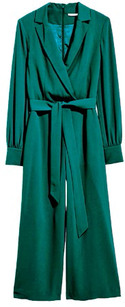 Polyester, $94.95, H&M.
