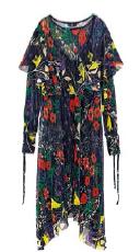 Polyester, $79.90, Zara.