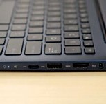 The USB-C port doesn't support